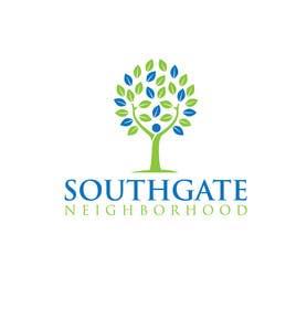#55 for Southgate Neighborhood Logo by immuradahmed