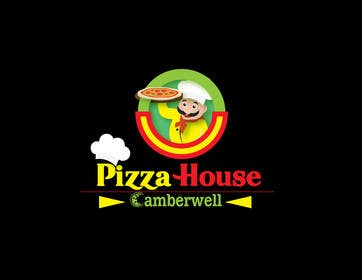 #29 for Logo:  Pizza House Camberwell by mudassiralibk