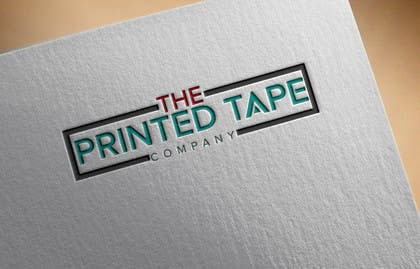 #108 for Design a Logo for The Printed Tape Company by sabujisla
