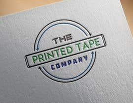 #122 for Design a Logo for The Printed Tape Company by mamunNrl3