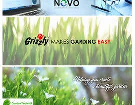 #10 for Design x 3 social media banners -- 2 by teotone