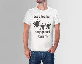 #25 for Bachelorparty T-shirt by Pappu18