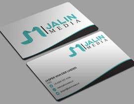 #28 for Ontwerp enkele Visitekaartjes voor Jalin Media by sahajid000