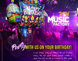#9 for I own a nightclub, I need weekly template fliers designed with guest hosts pics added along with a bday template flyer by nikiramlogan
