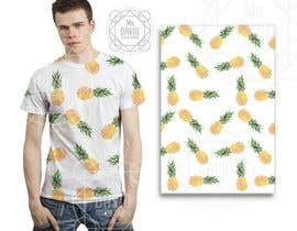 #9 for Pineapple shirt design (vector format) by davidfreedesign