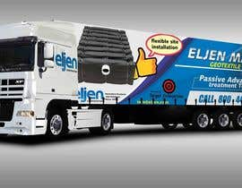 #14 for Eljen Mantis, Vinyl Truck Wrap by hodward