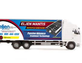#30 for Eljen Mantis, Vinyl Truck Wrap by hodward