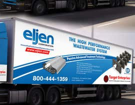 #25 for Eljen Mantis, Vinyl Truck Wrap by ravi05july