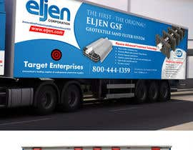 #26 for Eljen Mantis, Vinyl Truck Wrap by ravi05july