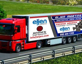 #16 for Eljen Mantis, Vinyl Truck Wrap by leonardonayarago