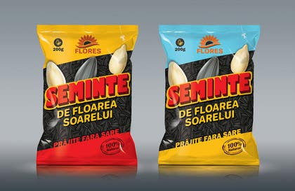 #22 for ######Create Print and Packaging Designs for  SUNFLOWER SEEDS ########## by Yaroslav86