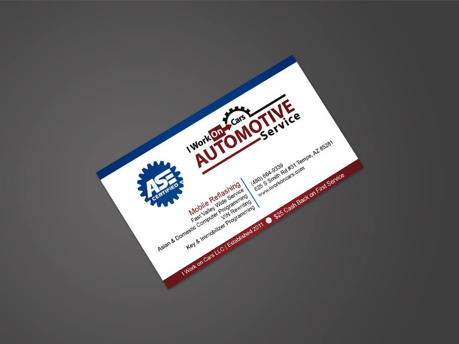 Entry #44 by ataurbabu18 for Design a Business Card   Freelancer