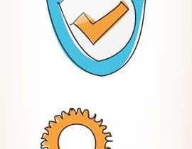 #8 для Icon or Button Design for Herrmann Kommunikation от dirav