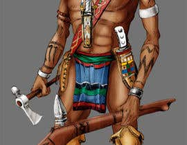 #4 for Concept Art : Native Americans by ecomoglio