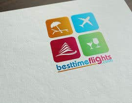 #55 for Logo for website www.besttimeflights.com by hsakibbd