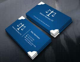 #247 for Design some Legal Business Cards by tusharahammed88