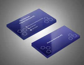 #256 for Design some Legal Business Cards by sumiya4076