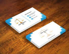 #163 for Design some Legal Business Cards by mdhelaluddin11