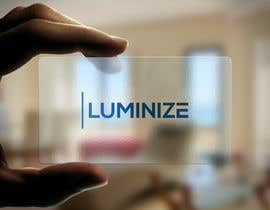 #197 for Design a Logo for LUMINIZE by freedoel