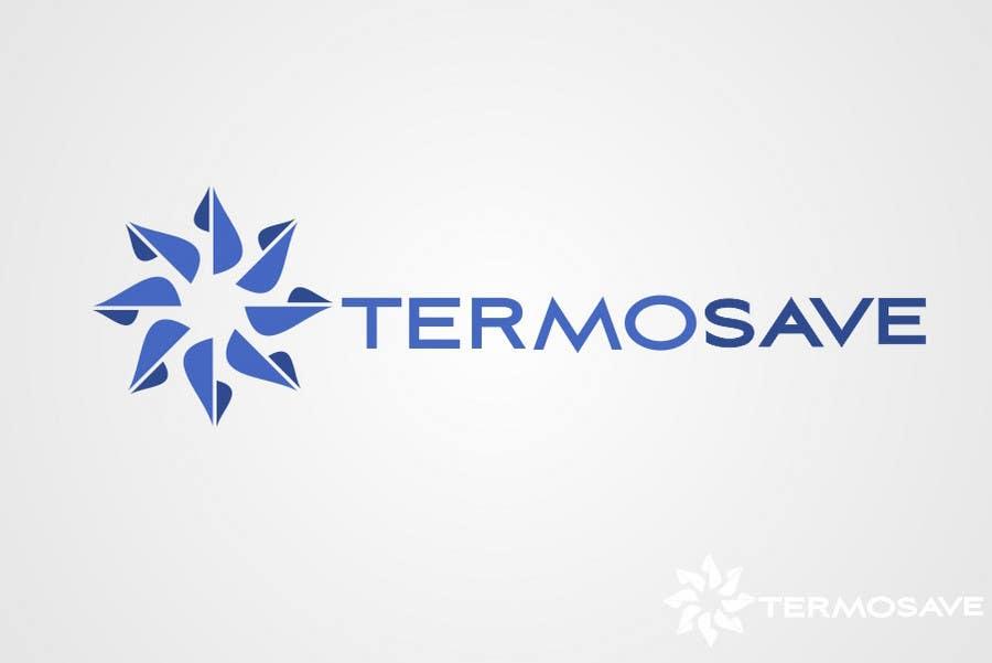 Kilpailutyö #112 kilpailussa Logo Design for THERMOSAVE
