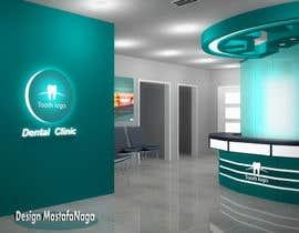 #24 for Dental clinic interior design by mostafanaga