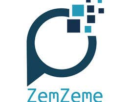 #37 for Design a mobile app Logo: ZemZeme by osmansahed