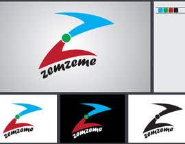 #23 for Design a mobile app Logo: ZemZeme by anwera