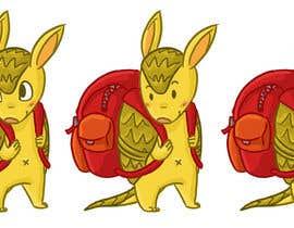 #63 for Illustrate Children's Book: Lemon Armadillo by marcelmori