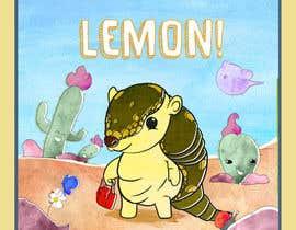 #53 for Illustrate Children's Book: Lemon Armadillo by BreeYang