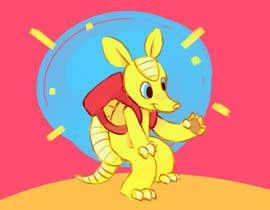#25 for Illustrate Children's Book: Lemon Armadillo by rillustro