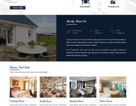 #4 for Design a Website Mockup for a Cottage by ravinderss2014