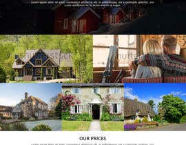 #16 for Design a Website Mockup for a Cottage by WebCraft111