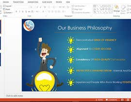 #4 for Graphic Design in PowerPoint - make these 4 slides 'pop and shine' by ravisparianx