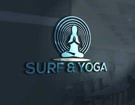 #103 for Logo design-  Costa Rica Surf and Yoga website by pintu012