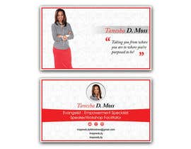 #37 for InspiredLdy Business Cards by infosouhayl