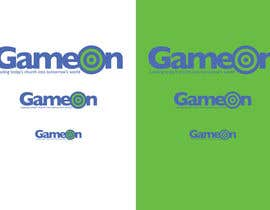 #65 untuk Logo Design for Game On oleh stanbaker