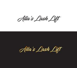 #233 for Logo Design for Eye Lash Business by kopalkharap