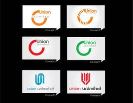 #460 cho Logo Design for Union Unlimited bởi innovativexpert