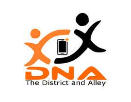 #40 for Design a Logo for online store-The District and Alley by KayaCreation