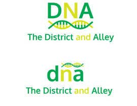 #53 for Design a Logo for online store-The District and Alley by salimwidjojo