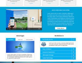 #24 for Design a Website Mockup for HydraWatch by luckysufiyan143