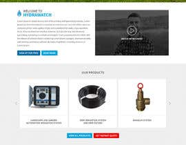 #18 for Design a Website Mockup for HydraWatch by pixelwebplanet