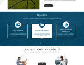 #12 for Design a Website Mockup for HydraWatch by adixsoft