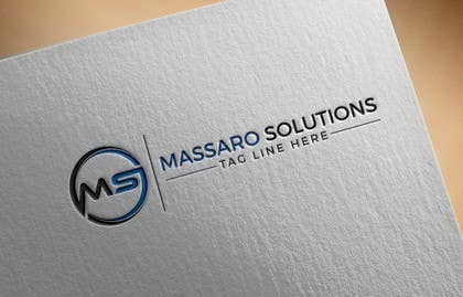 #25 for Logo de Massaro Solutions by NipunGolder