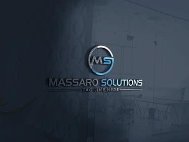#27 for Logo de Massaro Solutions by NipunGolder