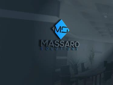 #45 for Logo de Massaro Solutions by sabujisla