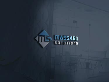 #3 for Logo de Massaro Solutions by RealReflection