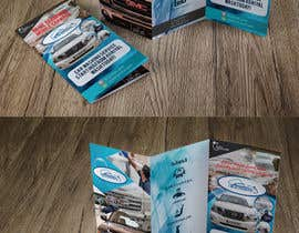 #15 for Brochure for Blue Diamond Mobile Carwash Qatar. by stovach
