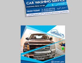 #6 for Brochure for Blue Diamond Mobile Carwash Qatar. by zuhaibamarkhand