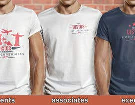 #22 for Design a Promocional T-Shirt and Corporate Uniform (social and polo t-shirt) by pherval
